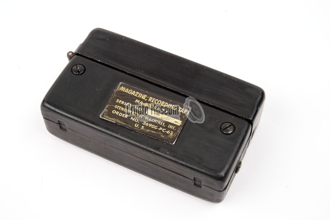 Closed Tape Cartridge